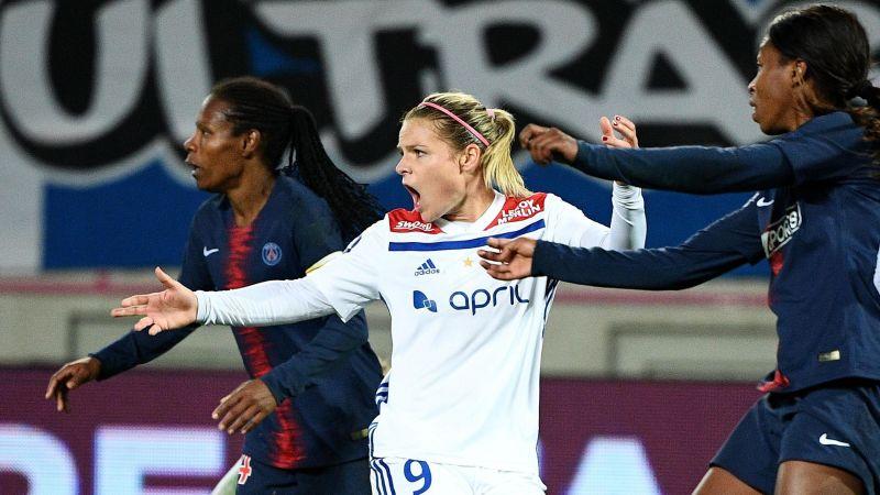 Lyon – PSG, «finale» de rêve pour la D1 féminine