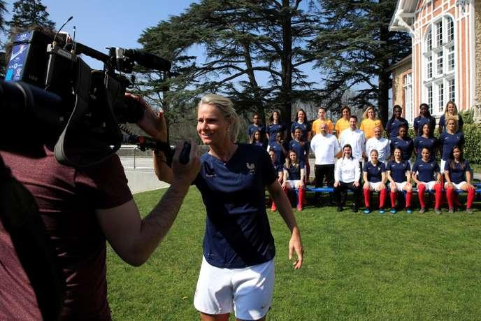 Mondial 2019 de football : Amandine Henry met en avant « le talent et l'expérience » des Bleues