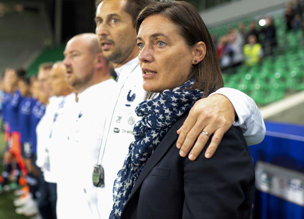 Coupe du monde féminine: on connaît la date de la liste des Bleues