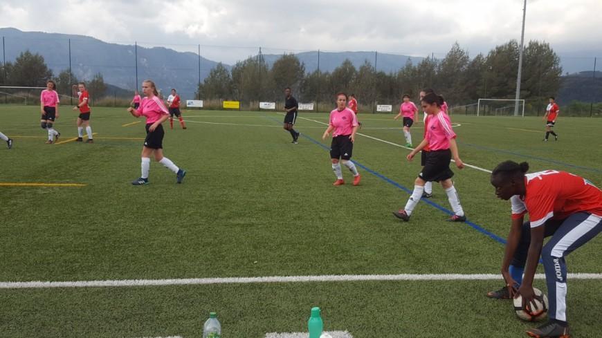 Alpes du Sud : des footballeuses alpines bientôt dans les rangs de l'AS Monaco ?