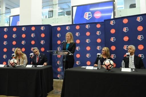 Comme les garçons? Le foot féminin US profite du succès du «soccer» et de la MLS