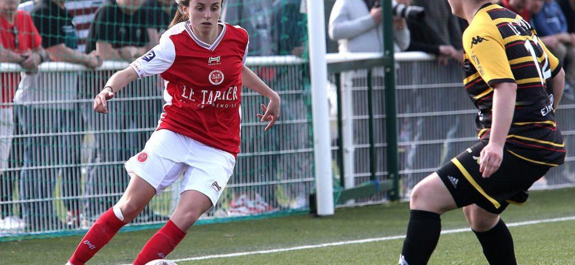 Football. D2F : Finistère prospère pour les féminines du Stade de Reims