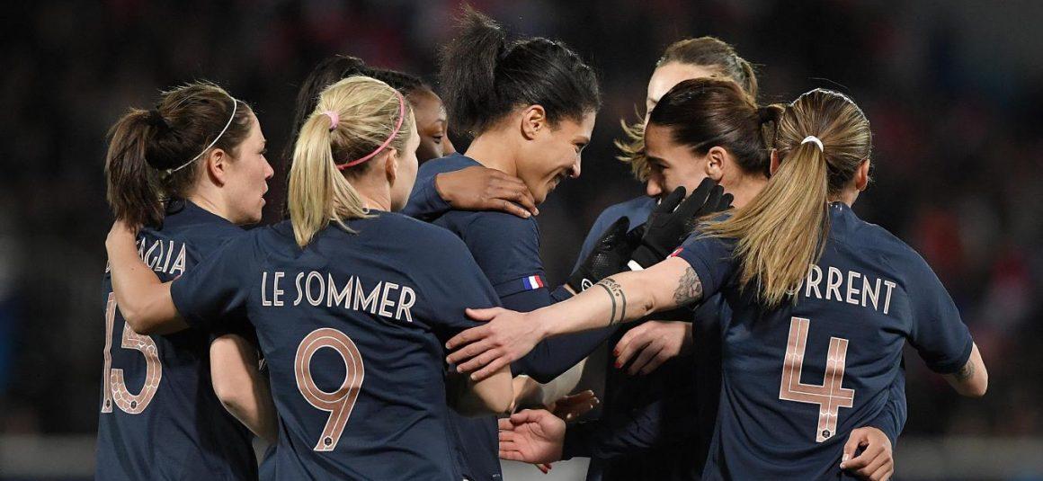 Équipe de France féminine de foot