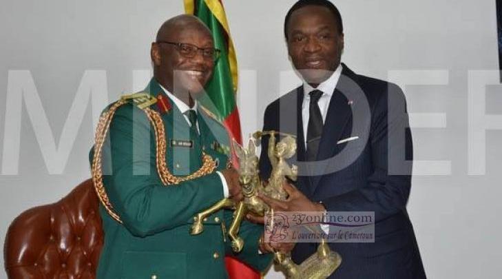 Le Cameroun veut organiser la Coupe du monde militaire de football féminin de 2020