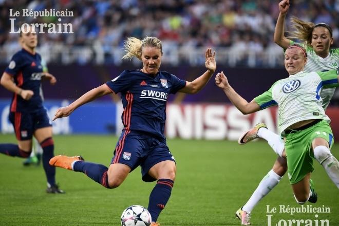 football – Division 1 féminine Lyon – PSG : une finale de rêve