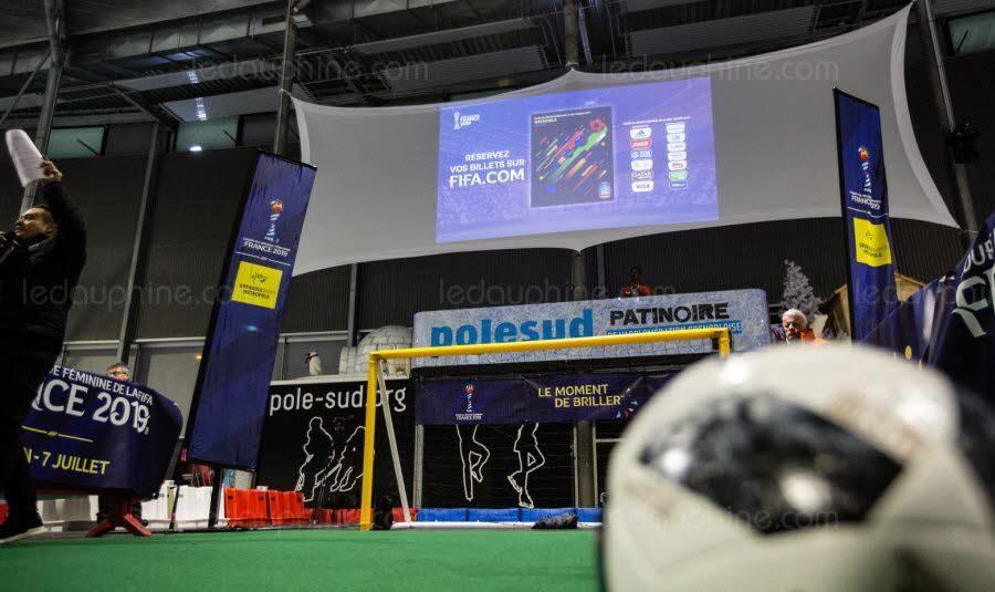 GRENOBLE Trouver un job grâce à la Coupe du monde de football féminine