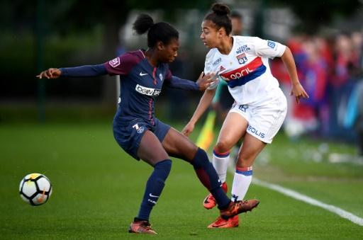 Lyon-PSG, «finale» de rêve pour le foot féminin français