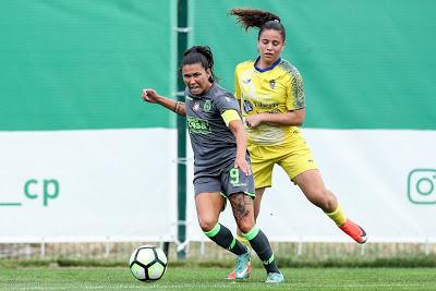 Football Féminin : Sporting CP 2-0 Valadares Gaia FC