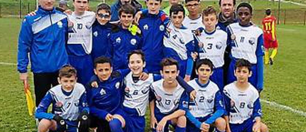 Une école de foot épanouie