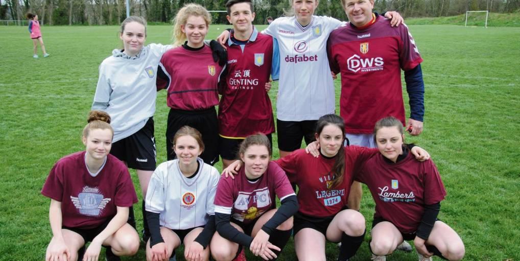 Fécamp : des lycéennes deuxièmes du championnat national UNSS de football
