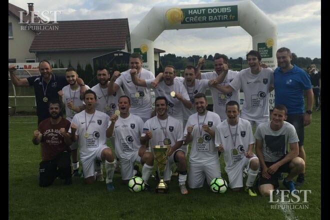 """Football – Un petit tour en District L'AS Beure, ce """"club buvette"""" porté par Émile Boulay"""