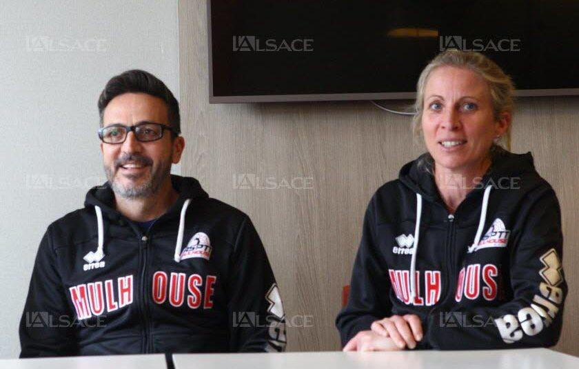 VOLLEY-BALL L'ASPTT Mulhouse choisit l'entraîneur italien François Salvagni