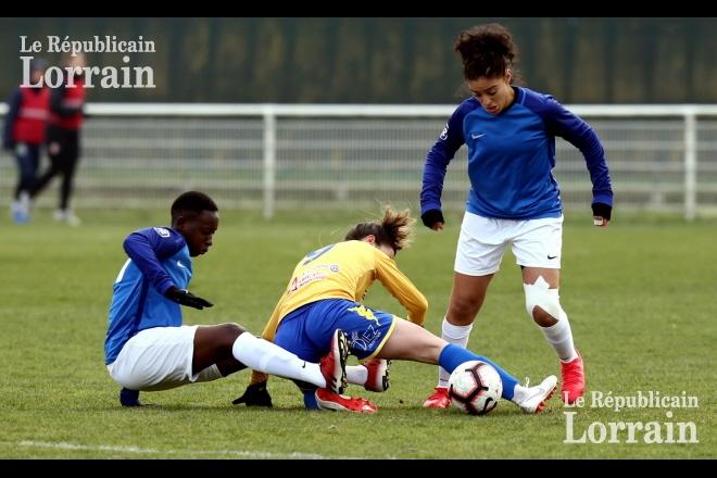 D2 FÉMININE Football : l'ESAP Metz officiellement reléguée en Régional 1