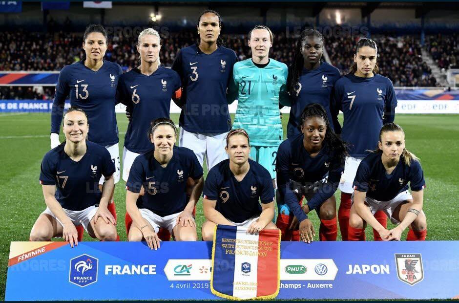 FOOTBALL Mondial féminin : la liste des Bleues annoncée le 2 mai sur TF1
