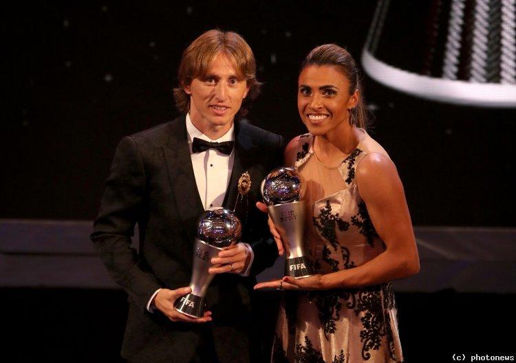The Best: la FIFA ajoute deux catégories féminines à son gala de la saison