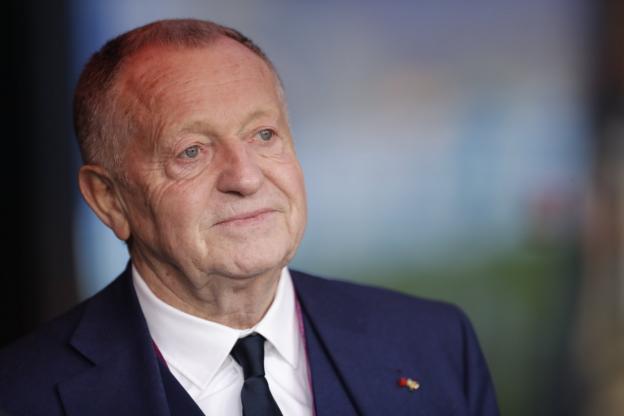 Le président de l'OL Jean-Michel Aulas va travailler avec Tony Parker