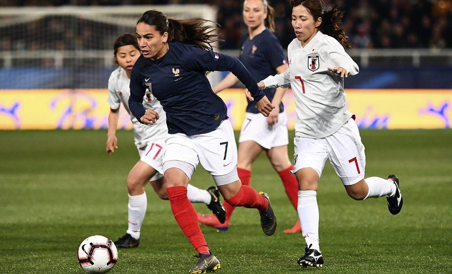 Coupe du Monde 2019 : Amel Majri, le couteau-suisse des Bleues