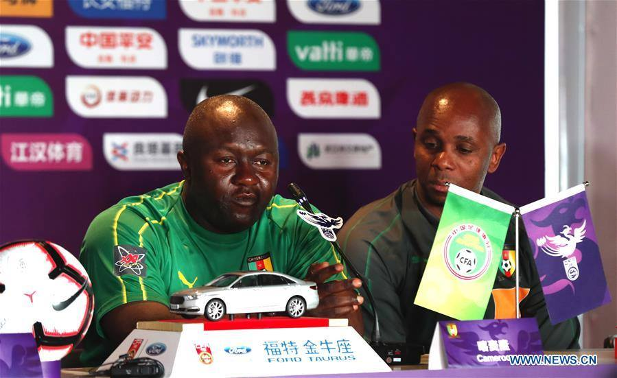 Fifa women world cup 2019 : Alain Djeumfa entame le dernier virage