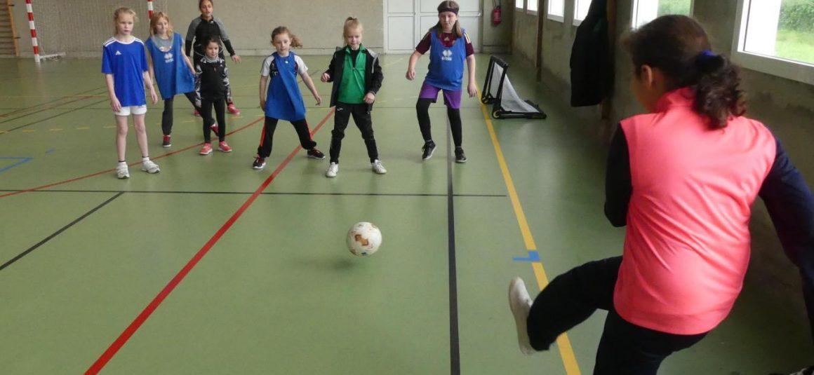 En Haute-Somme, le foot féminin doit encore tirer au but