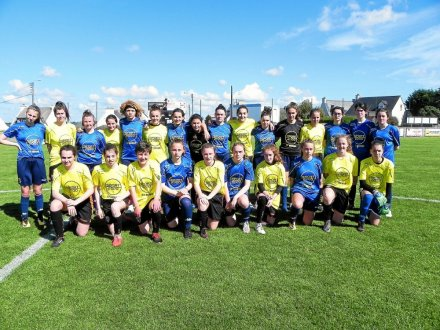 En Avant. Les Lorientaises remportent le tournoi féminin