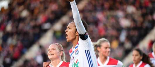 Finale de la Coupe de France féminine : les Lyonnaises sacrées face à des Lilloises pas assez réalistes