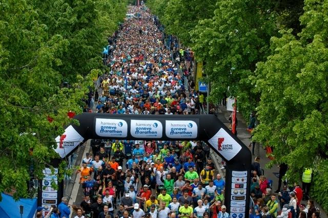 À Genève, le Marathon s'offre le plus beau des doublés