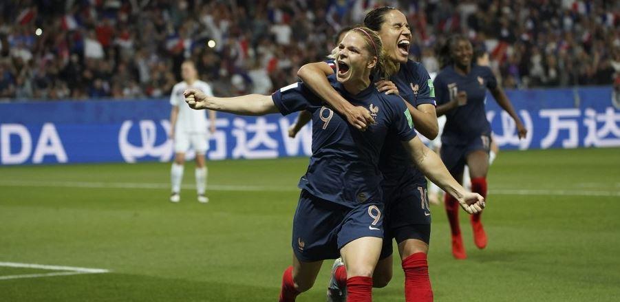 EXPRESSION Suivez-vous la Coupe du Monde féminine de football ?