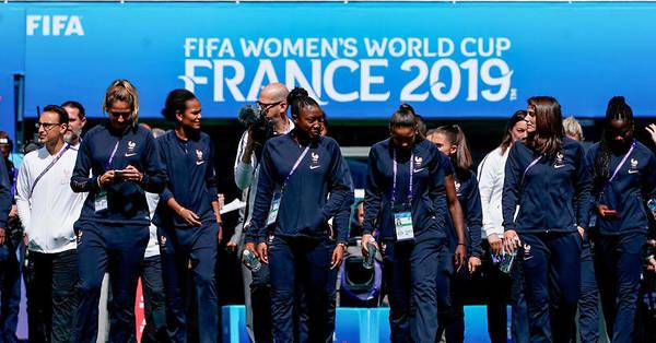 Coupe du monde féminine de football 2019 : jour J pour les Bleues