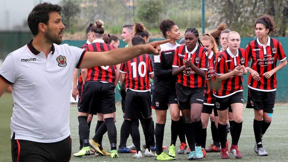 Football : Les filles de l'OGC Nice peuvent monter en 2e division ce dimanche