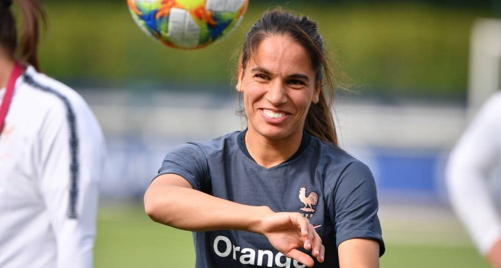 Coupe du monde féminine : Amel Majri, l'enfant prodige de l'équipe de France