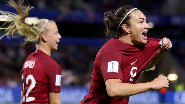 Mondial de foot féminin : l'Angleterre se qualifie pour les huitièmes