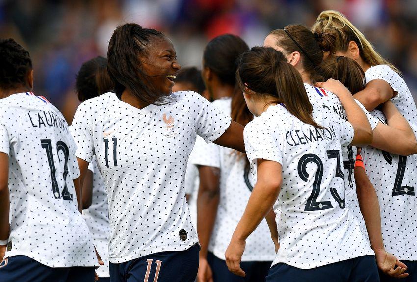 Football : 79% des Français ont espoir en l'équipe de France féminine