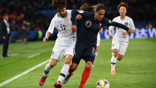 Coupe du monde féminine de football : l'Argentine neutralise le Japon