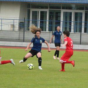 Foot – Coupe de l'Escaut féminine Pour sa 4e finale consécutive, l'entente ACCA tombe sur un très gros morceau!