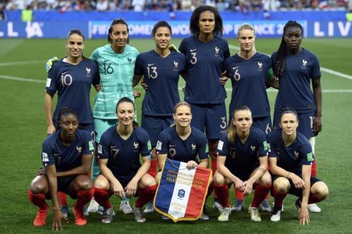 Football (Coupe du monde féminine) : face au Nigeria, les Bleues sont en quête de la première place