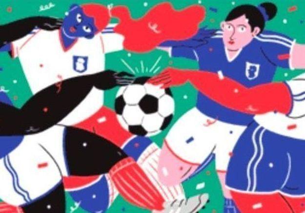 Coupe du monde féminine de football 2019 : Google soutient les joueuses
