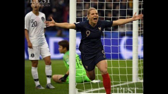 Football | Coupe du monde féminine La France lance brillamment son Mondial