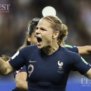football   Coupe du monde féminine Le Sommer peut tout débloquer avec les Bleues