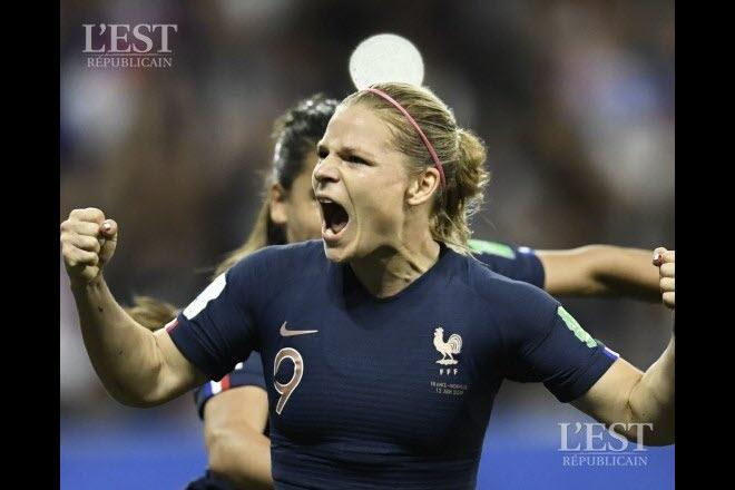 football | Coupe du monde féminine Le Sommer peut tout débloquer avec les Bleues
