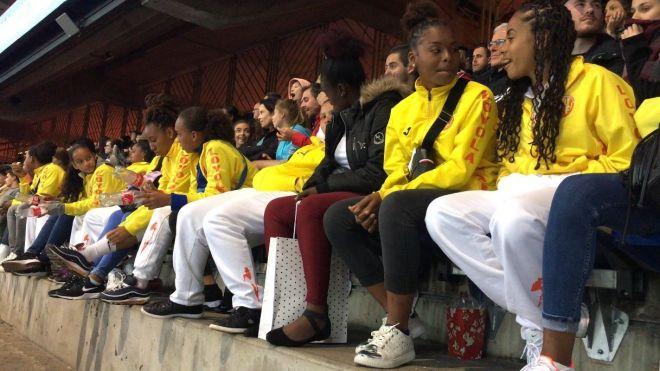 Mondial 2019 de foot : des joueuses guyanaises en séjour à Paris