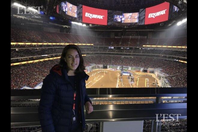 Moto | Carrière Marie Hocquet est encore au cœur de l'événement