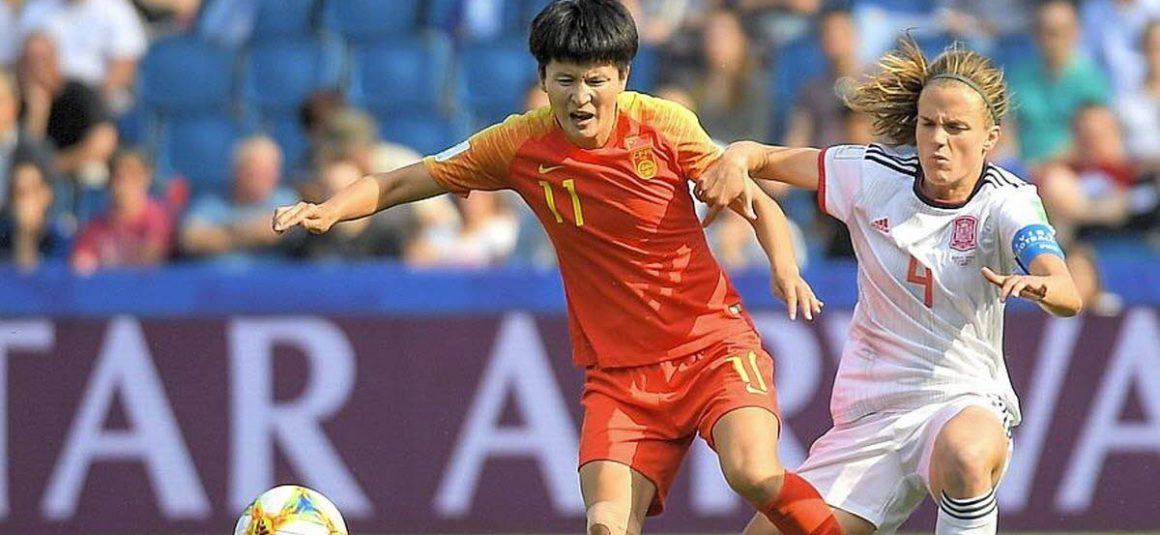 FOOTBALL – MONDIAL FEMININ L'Espagne et la Chine jouent leur qualification