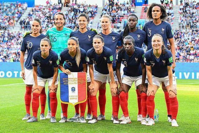 Football Coupe du monde féminine : un alléchant France – Brésil en 8e