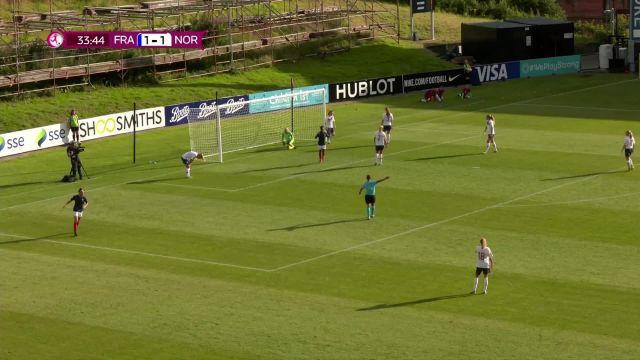 Euro U19 (F) : le résumé vidéo de France-Norvège