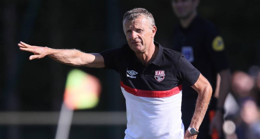 Patrice Lair, nouvel entraîneur de Guingamp : «Je me mets un peu en danger»