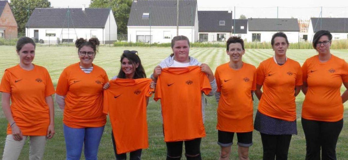 Une équipe féminine créée à Vieille-Église