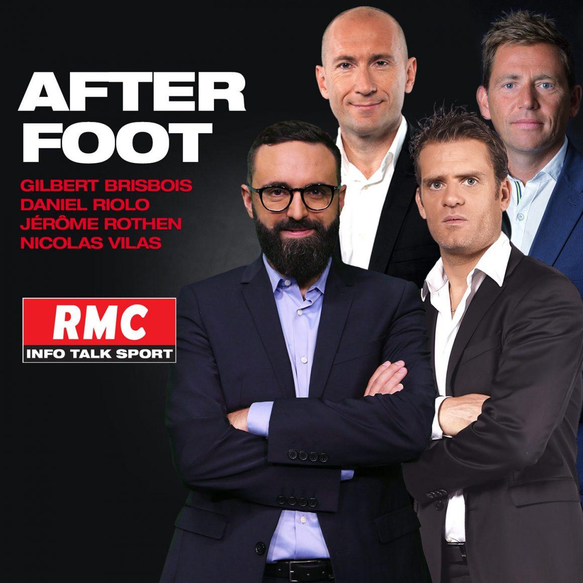 RMC : 24/07 – Le Top de l'Afterfoot : focus sur l'UNFP FC, un club qui aide les joueurs au chômage