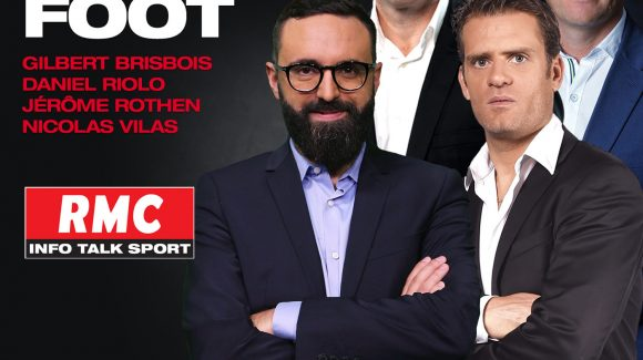 RMC : 23/07 – L'Afterfoot – 23h-0h