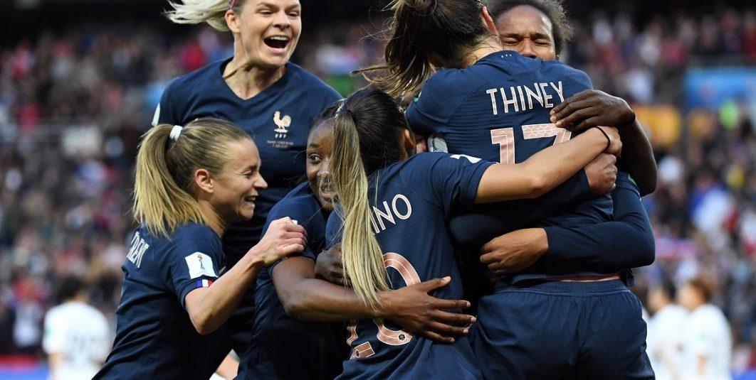 Equipe de France: les Bleues fixées sur leurs deux prochains adversaires