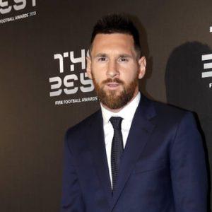 The Best : Messi lauréat (et déjà Ballon d'Or ?)